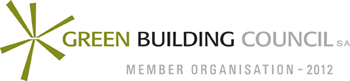 Image of green Building logo